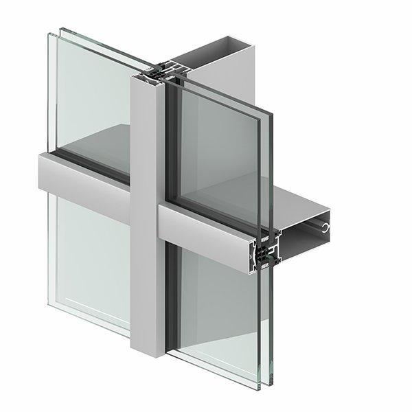 Curtain Wall - R50T System Glaz