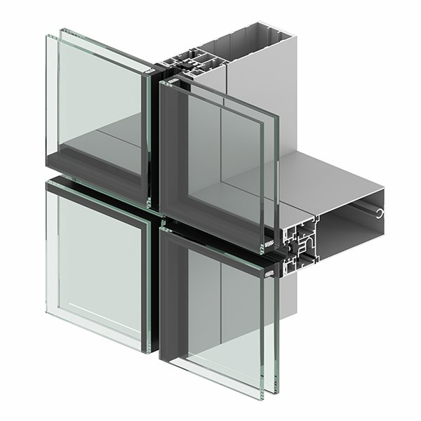Curtain Wall - R70ST System 50m