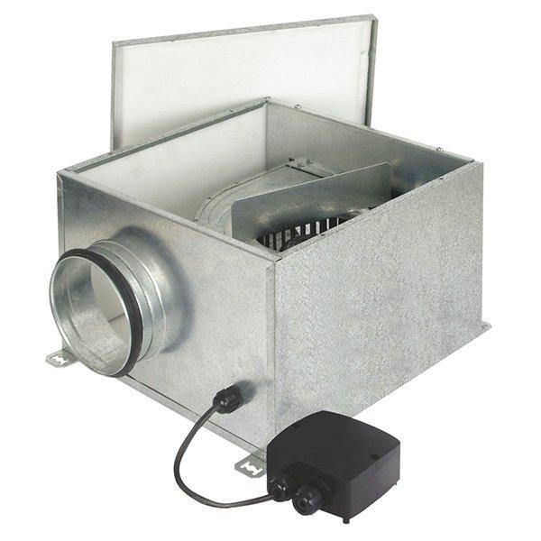 SLIMBOX-CVB- Cajas de ventilació