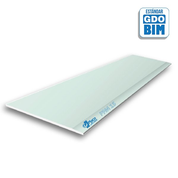 Techo continuo Placo® PPM15 + PP