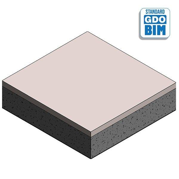 Reinforced Concrete Slab at Insi