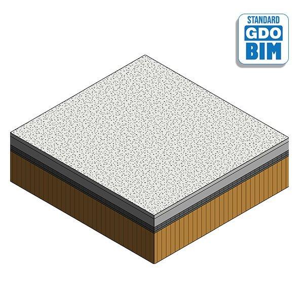 CLT Bodenplatten im Wohnbereich