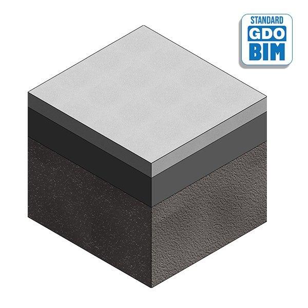Betonübertragungsplatte Bin spei