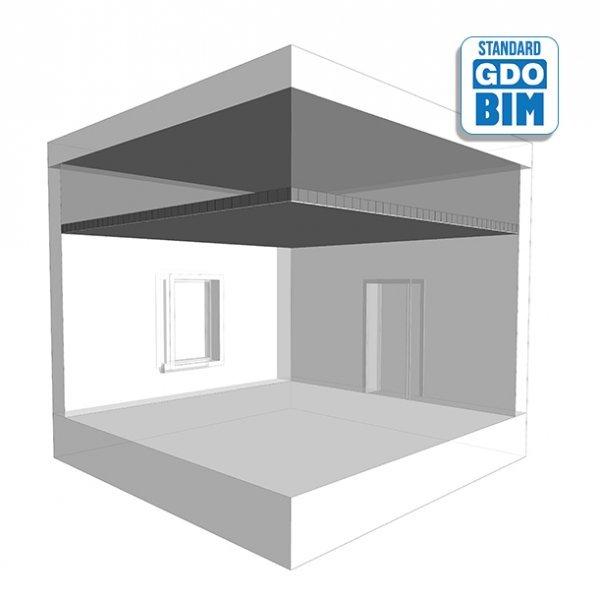 MF Deckensystem bei Wohngebäuden