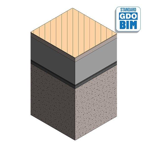 Stahlbetonplatte Hilfsbereich üb