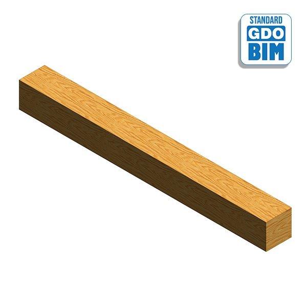 Strukturholzbalken - C14 Balken