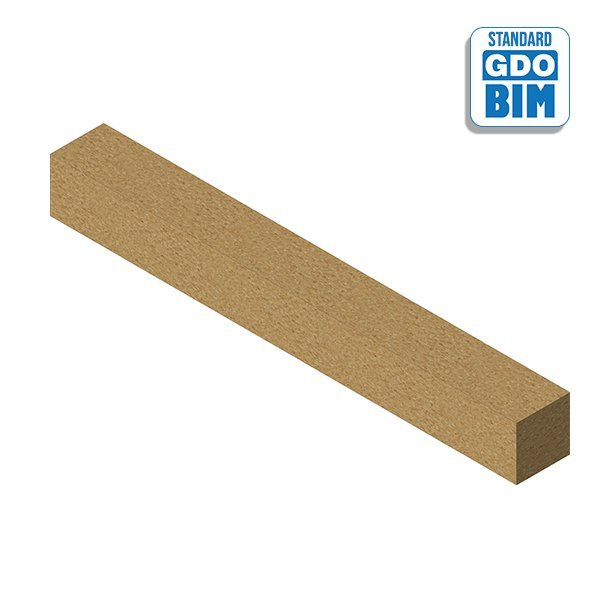 Strukturholzbalken - C16 Balken