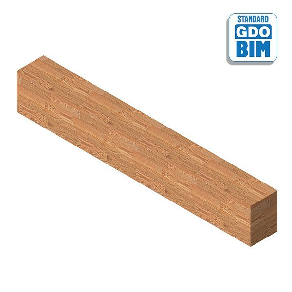 Strukturholzbalken - C20 Balken