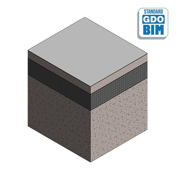 Stahlbetonplatte Im Erdboden 103