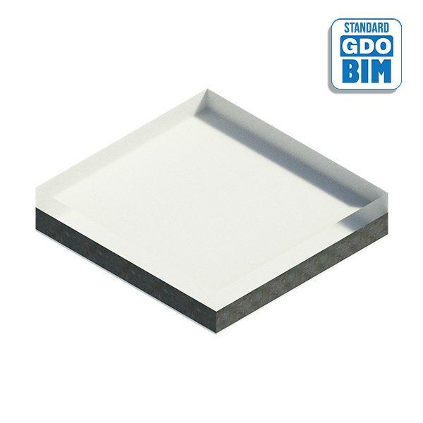 Gypsum cardboard ceiling
