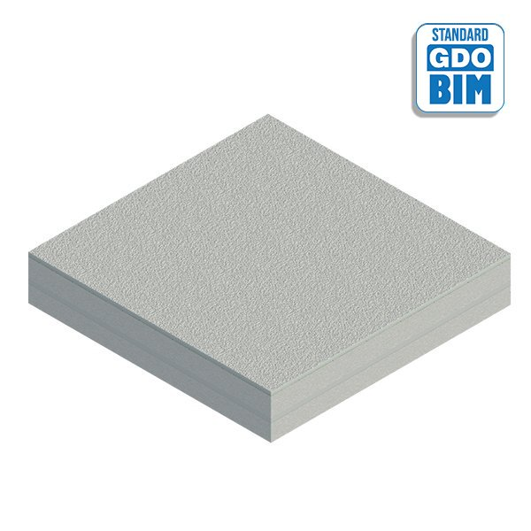 Passable flat roof thickness 29