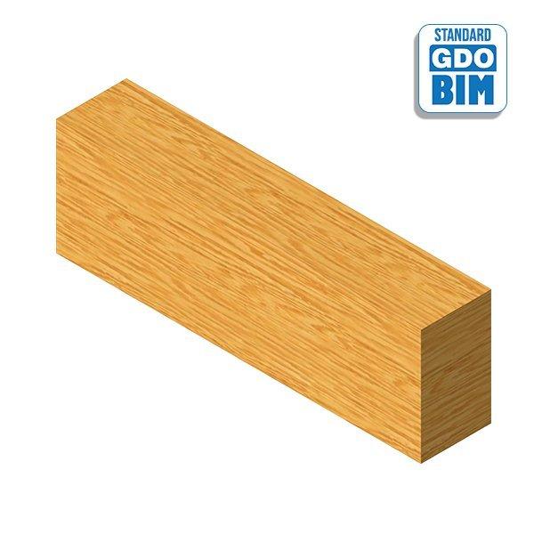 Strukturholzbalken Brettschichth
