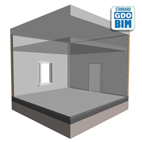 Concrete Transfer Slab/Bin Store