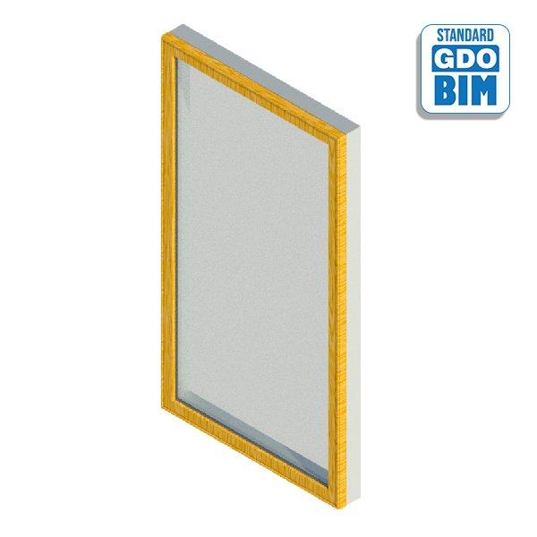 Panel Fensterscheibe