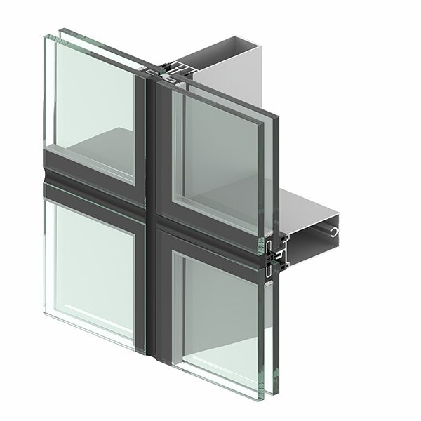 Curtain Wall - R50SG System Gla