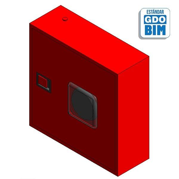 Boca de Incendio (BiE) 25mm con