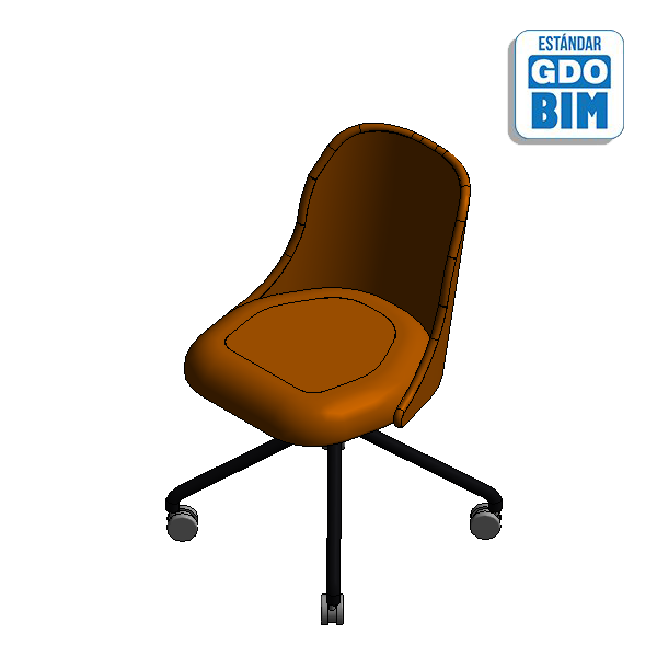 Aleta Chair Swivel Base - ALSIPI