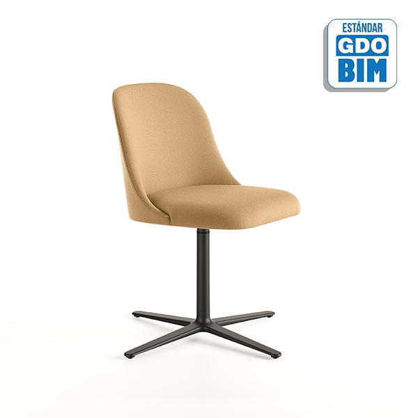 Aleta Chair Metal Base - ALSIPLA