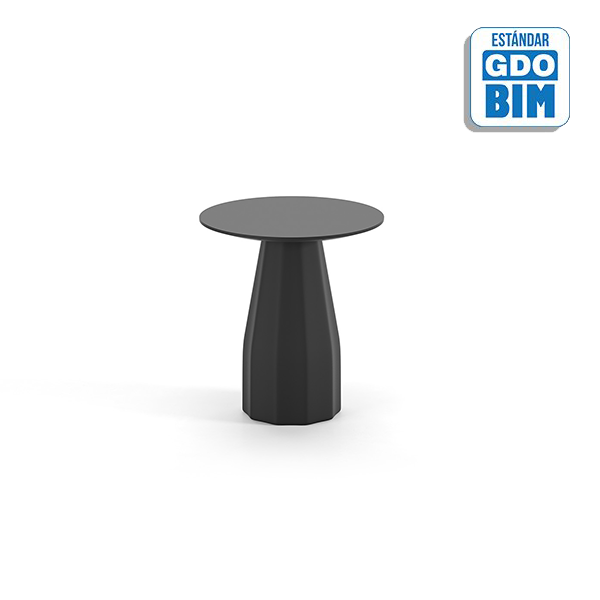 bim object viccarbe Burin Table