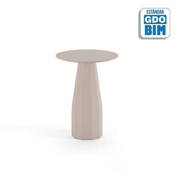 Burin Table H102 D70 - BUD70H