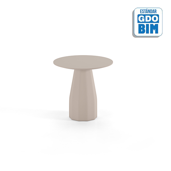 Burin Table H74 D80 - BUD80