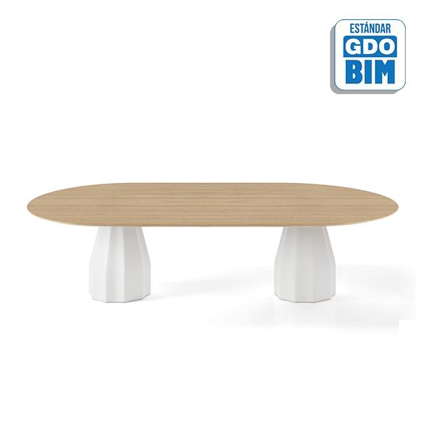Burin Table H74 240x120 - BUC240