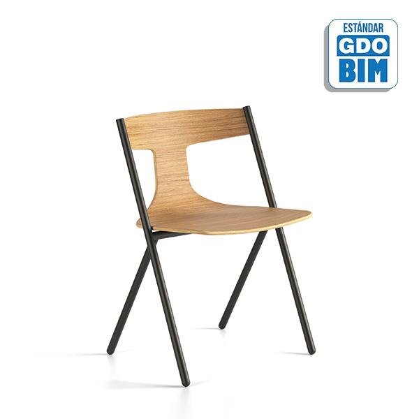 Quadra Chair - QUARO