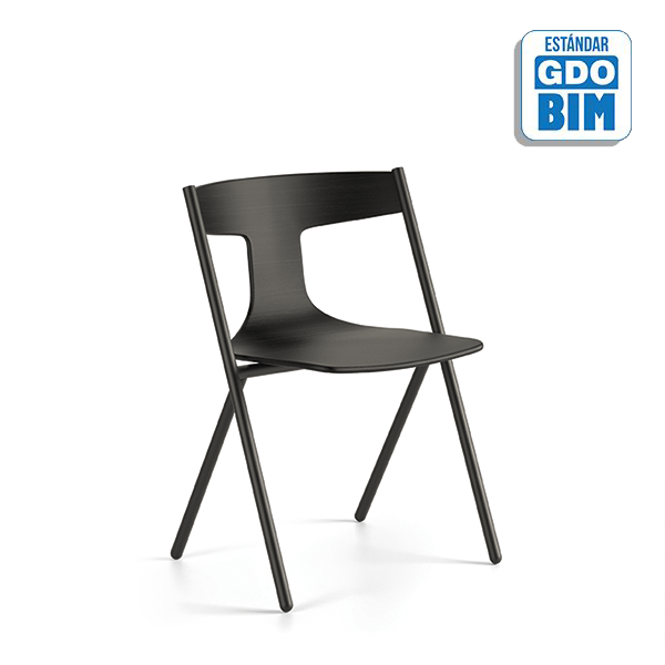 Quadra Chair Stackable - QUAROA