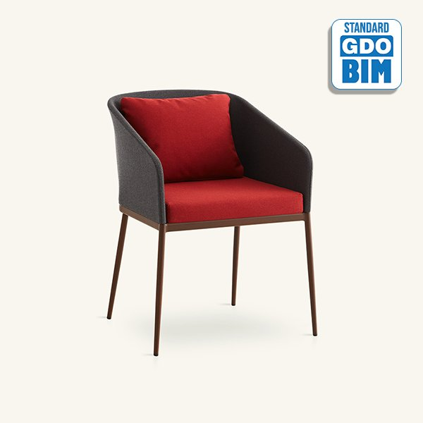 Senso chairs dining armchair Stu