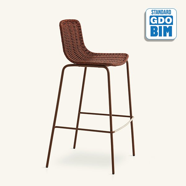 Lapala barstool Lievore Altherr