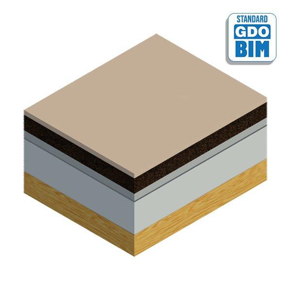 bim object build in wood CLT Bio