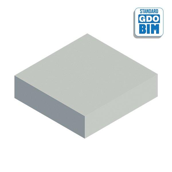 bim object build in wood CLT Par