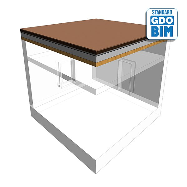 CLT Biodiverse Brown Roof