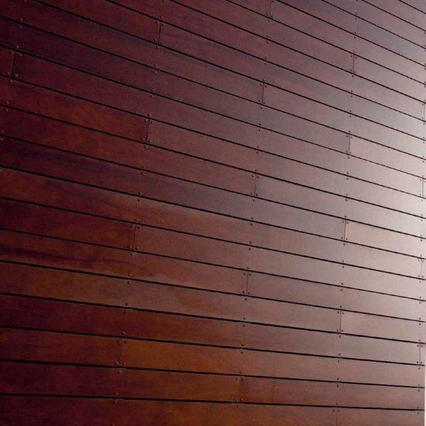 Sistema madera Rustik - Prodema