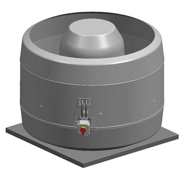 CTVT_HP - Extractores de tejado