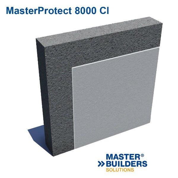 MasterProtect 8000Cl - Advanced