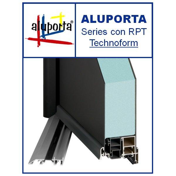 Aluporta Boro puerta RPT Technof