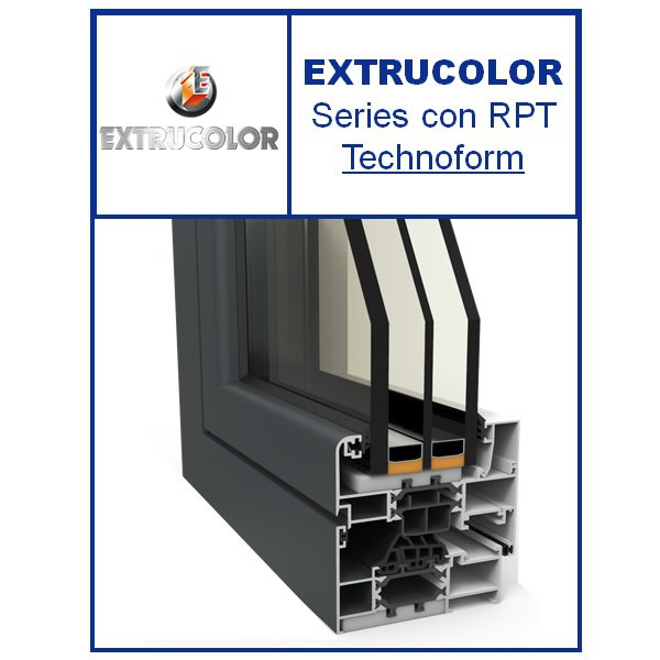 Extrucolor Continental P100-90 /