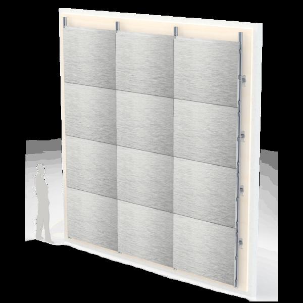 Panel composite Larson metals® -