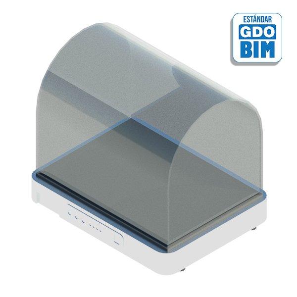 Armario ozono infrarrojo  - anti