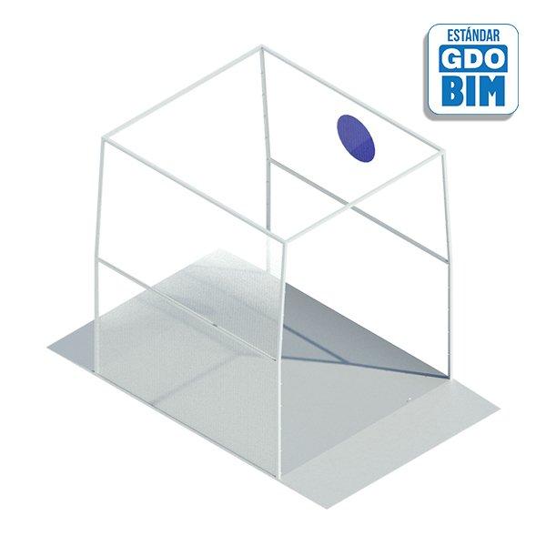 Cabina nebulizadora doble  - ant