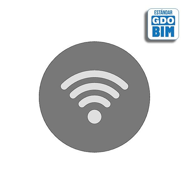 Señal Wifi central