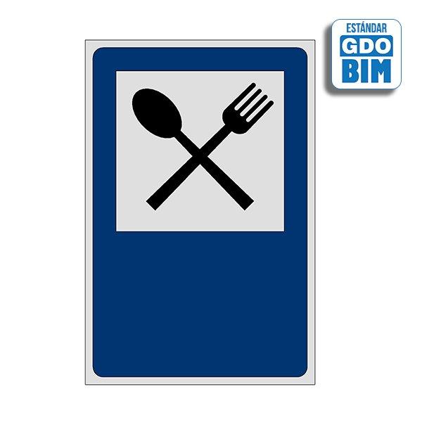 Señal Restaurante