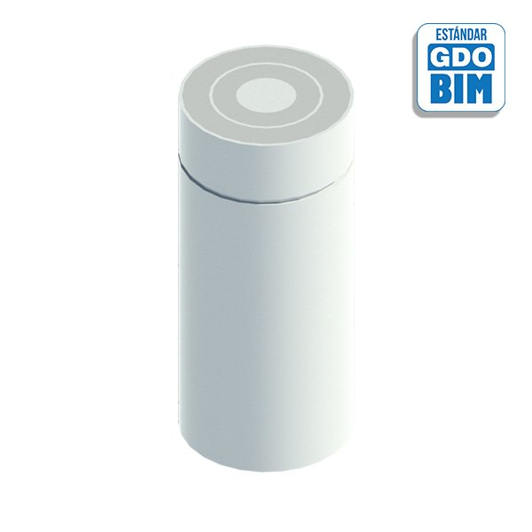 Purificador de aire ozono cilind