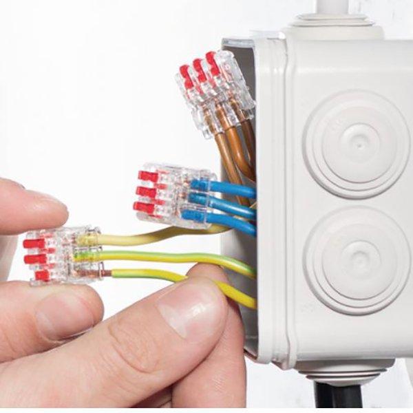 Conector Rápido Reconectable HR3