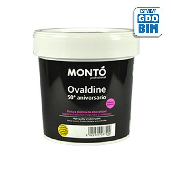 Pintura plástica Ovaldine 50 Ani