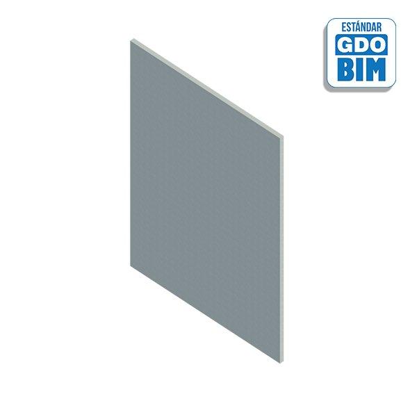 Panel arquitectónico autoportant