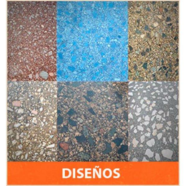 Pavimento urbano decorativo RS -