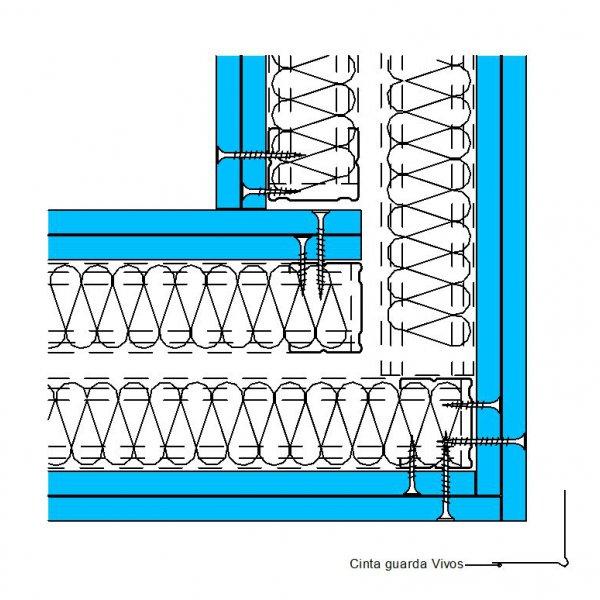 Detalle W115.es Esquina - Knauf