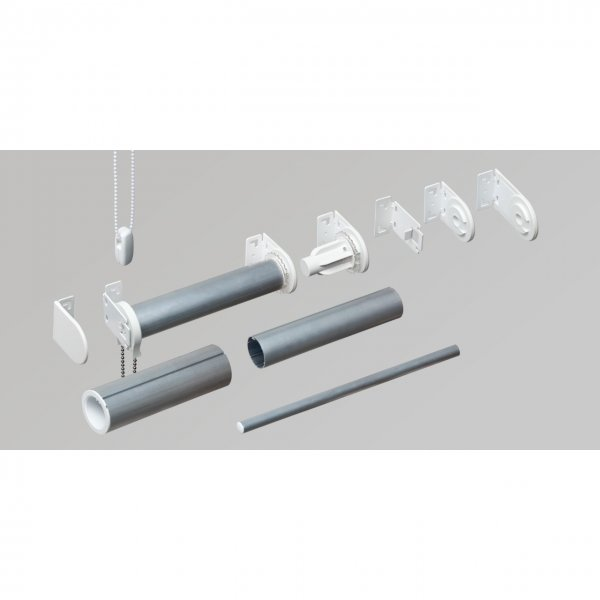 Roller blind curtain tube - Nouf
